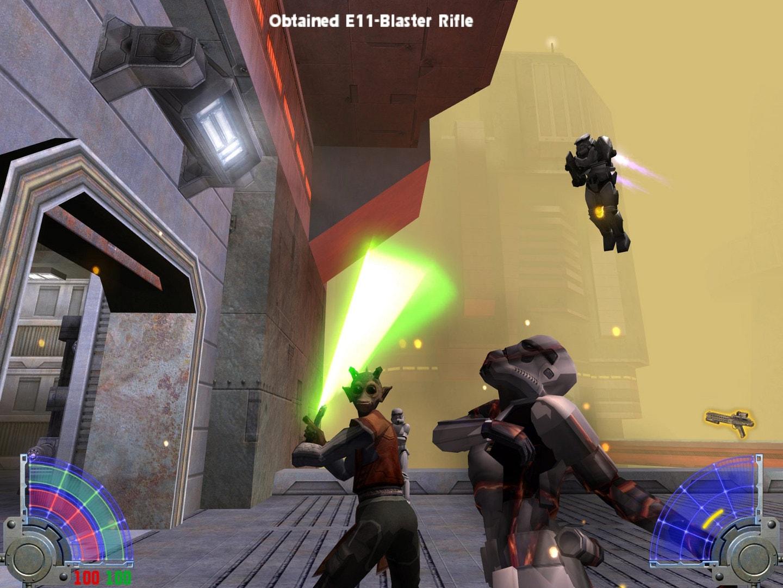 Star Wars Jedi Knight: Jedi Academy Steam Key GLOBAL - 4
