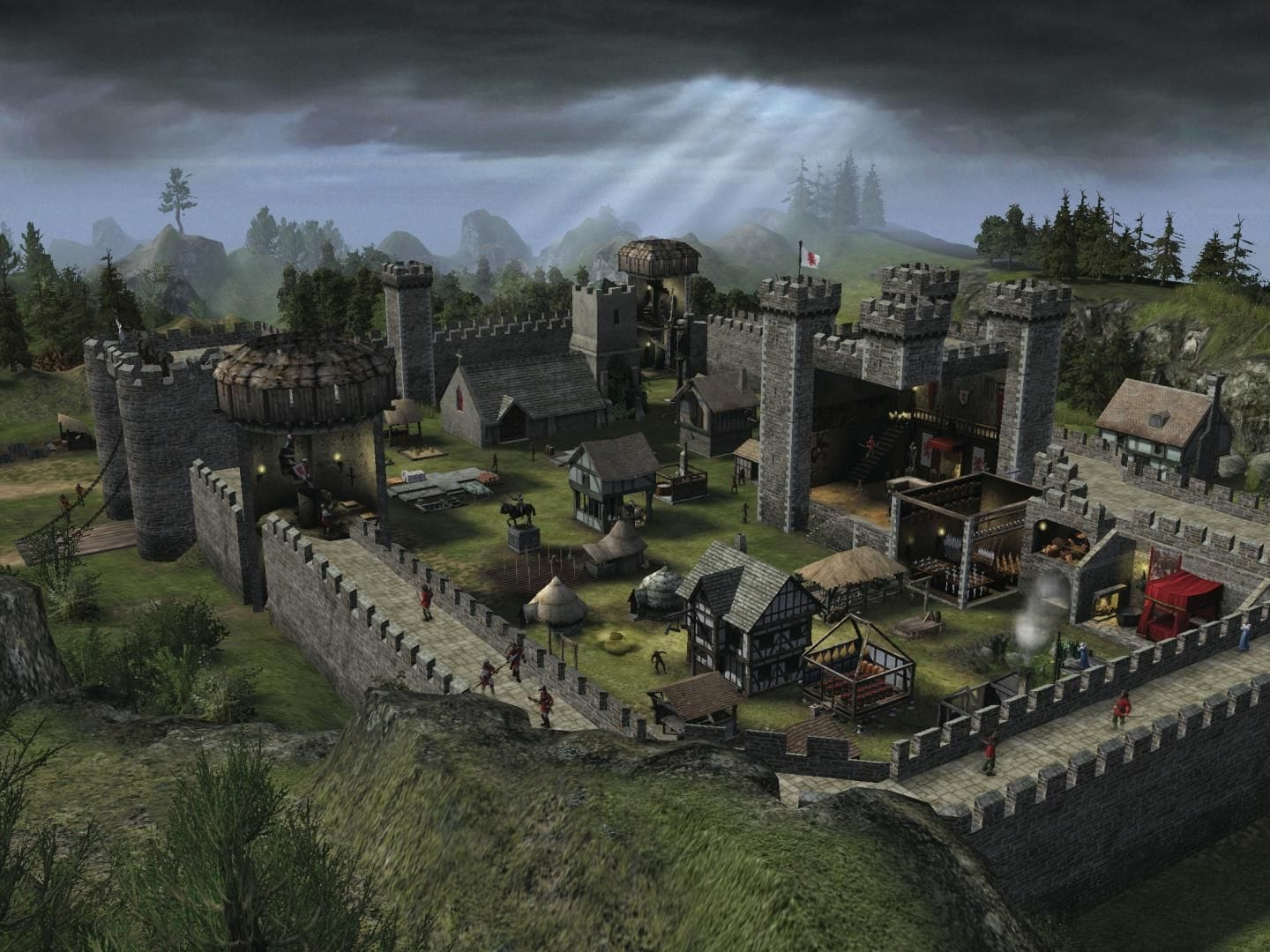 Stronghold Collection Steam Key GLOBAL - 4