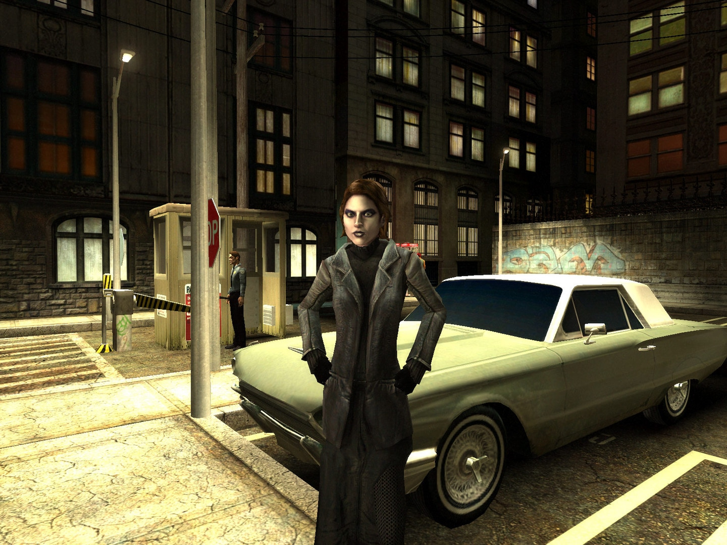 Vampire: The Masquerade - Bloodlines Steam Key GLOBAL - 2