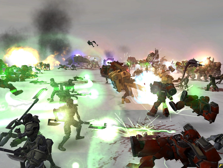 Warhammer 40,000: Dawn of War - Dark Crusade Steam Key GLOBAL - 3