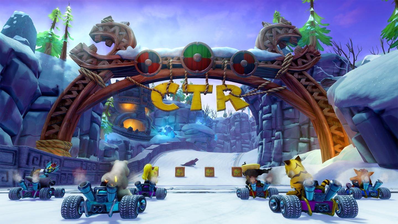 Crash Team Racing Nitro-Fueled (Xbox One) - Xbox Live Key - EUROPE - 3