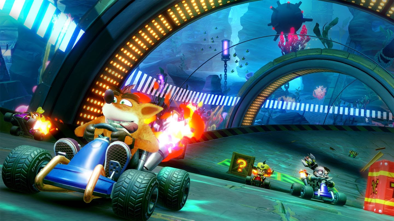 Crash Team Racing Nitro-Fueled (Xbox One) - Xbox Live Key - EUROPE - 2