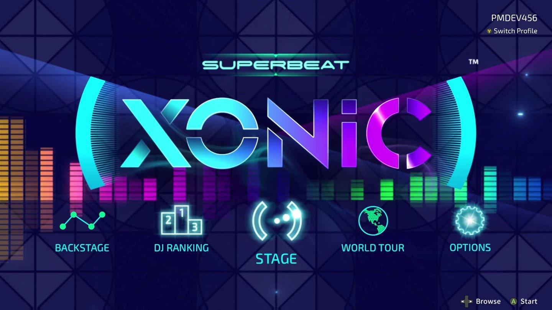 SUPERBEAT: XONiC Xbox Live Key GLOBAL - 3