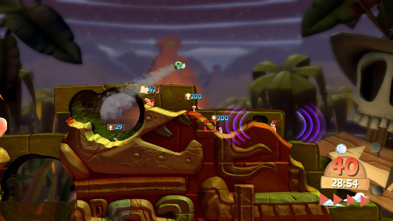 Worms Battlegrounds (Xbox One) - Xbox Live Key - UNITED STATES - 4