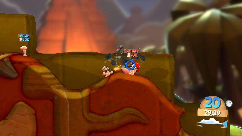 Worms Battlegrounds (Xbox One) - Xbox Live Key - UNITED STATES - 3