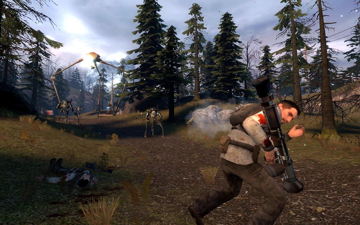 Half-Life 2: Episode Two Steam Gift GLOBAL - 4