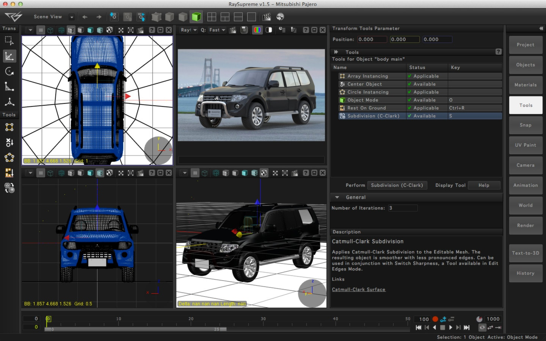RaySupreme 3D Steam Key GLOBAL - 3