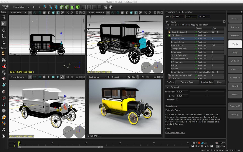 RaySupreme 3D Steam Key GLOBAL - 2
