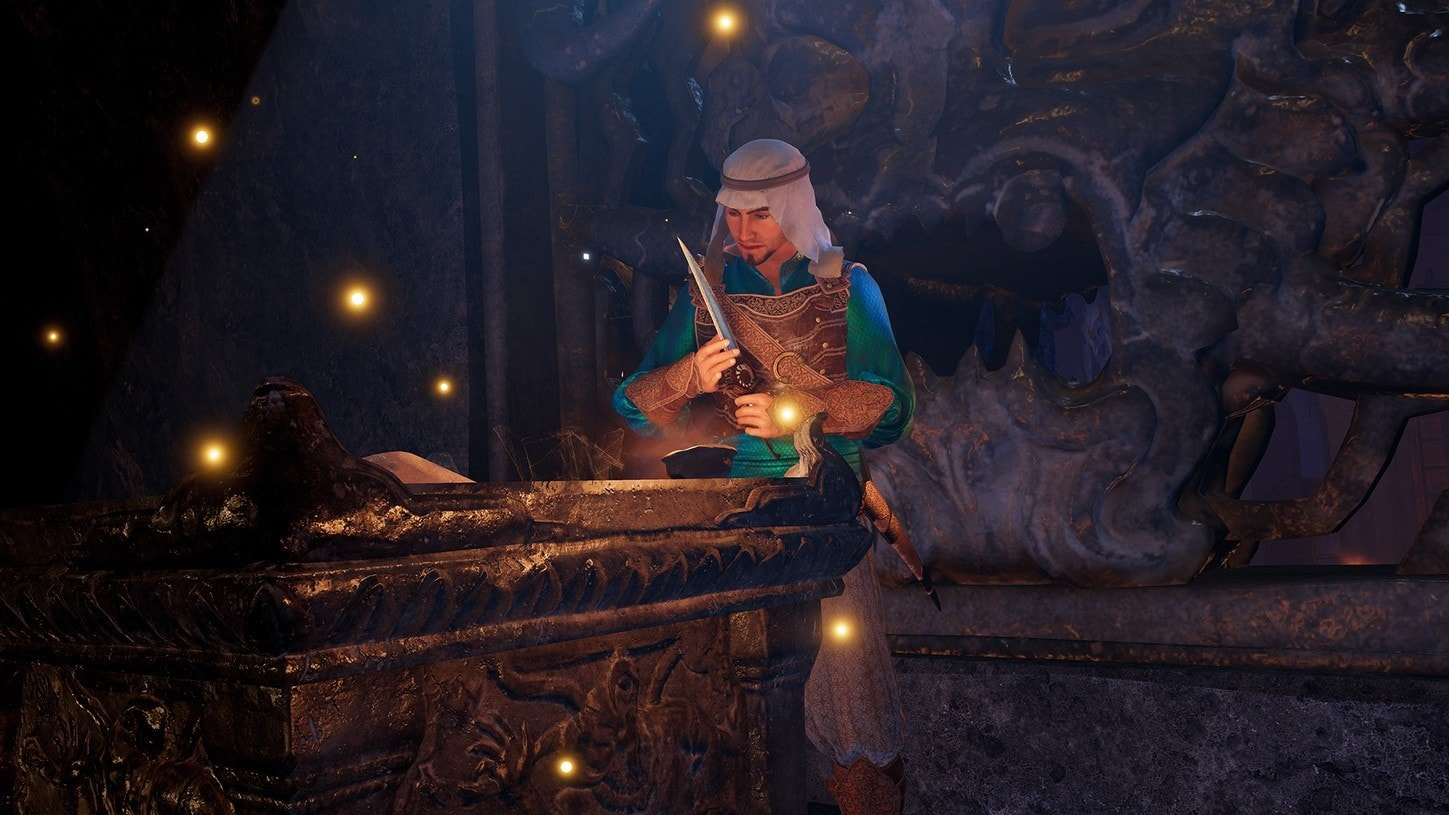Prince of Persia: The Sands of Time Remake (PC) - Ubisoft Connect Key - GLOBAL - 4