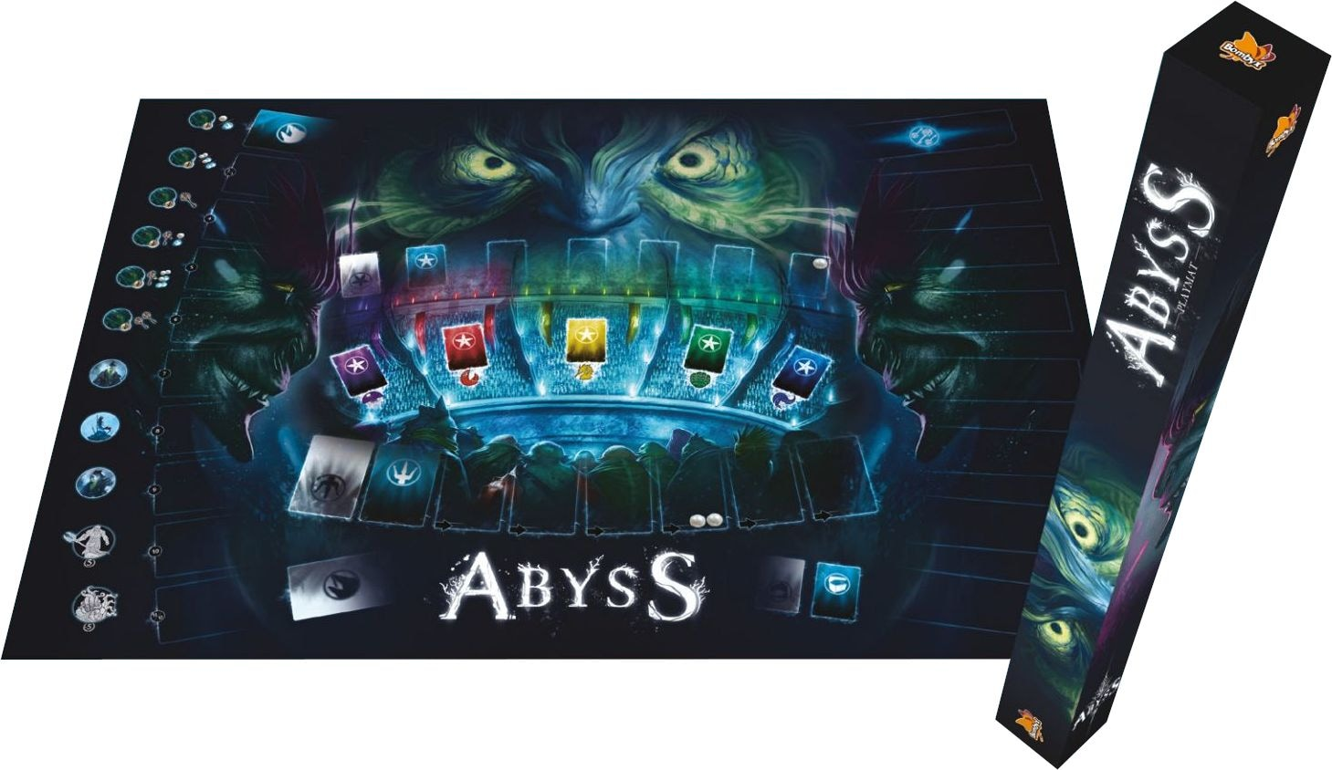 Abyss: Mata do gry - 1