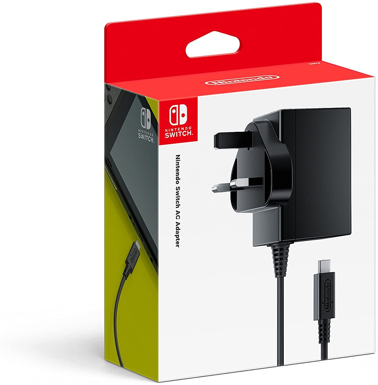 Nintendo Switch AC Adapter  Gaming - 1