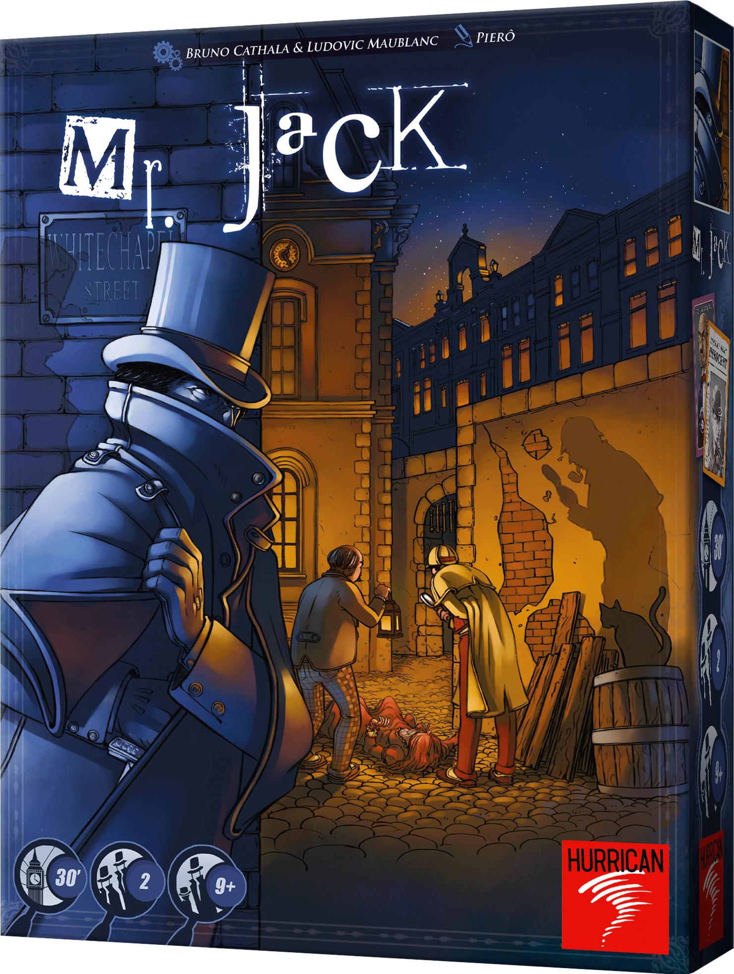 Mr. Jack - 1