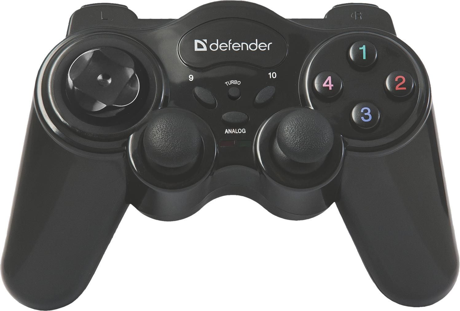 Gamepad Bezprzewodowy Defender Game Master Pc - 1