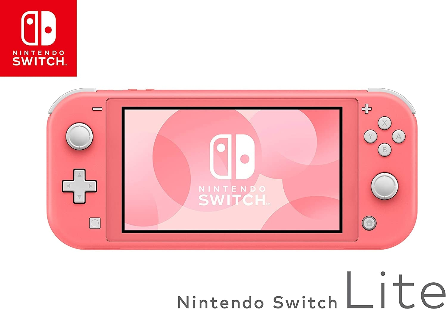 Nintendo Switch Console Lite Coral European Brand new & Sealed Coral 32 GB - 2