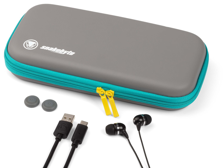 Snakebyte TRAVEL:KIT ™ Nintendo Switch Lite Turquoise - 1