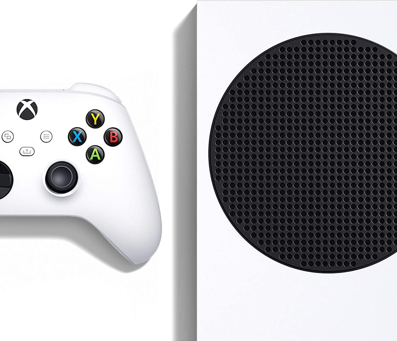 Microsoft Xbox Series S (EU) (Xbox Series S) White 512 GB - 3