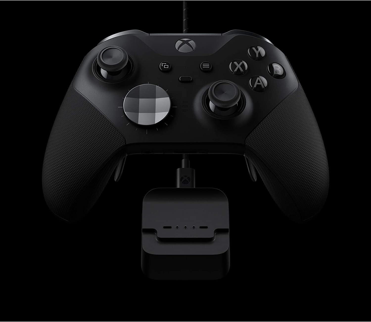 Xbox Elite Wireless Controller Series 2 Pre-owned Black - 8