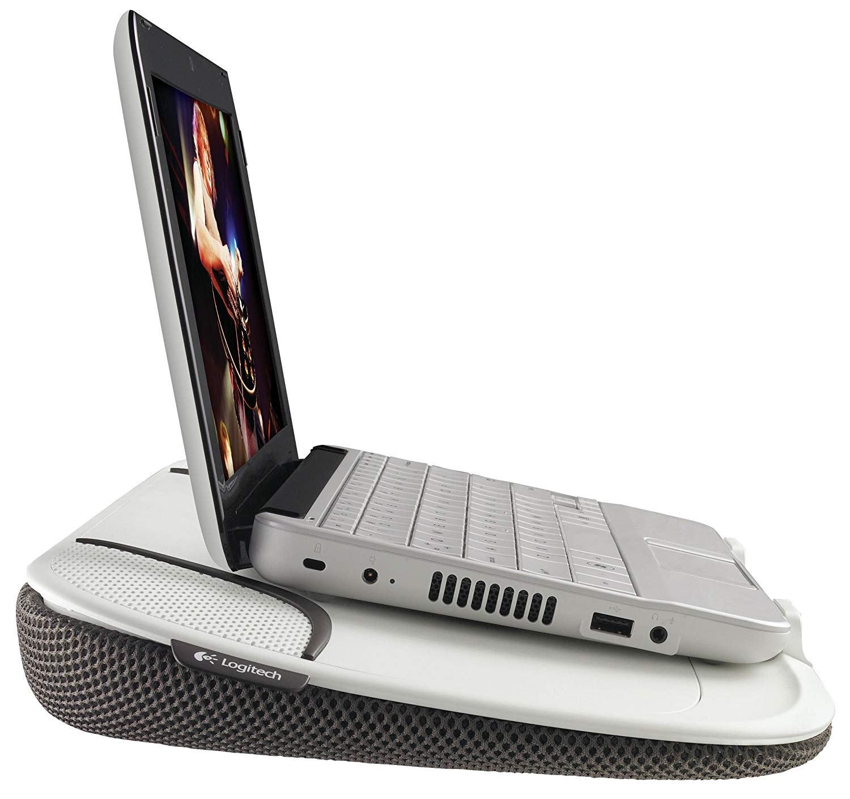 Logitech Speaker Lapdesk N550 - 1