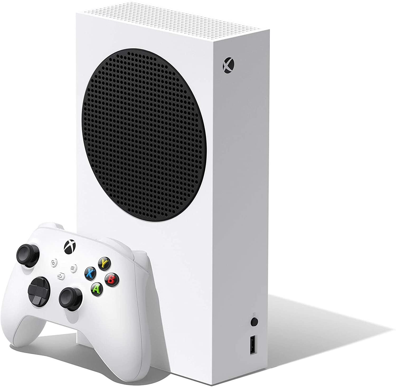 Microsoft Xbox Series S (EU) (Xbox Series S) White 512 GB - 1