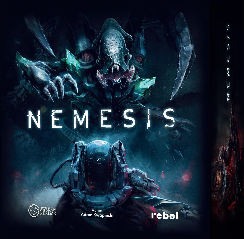 NEMESIS (EDYCJA POLSKA) - 1