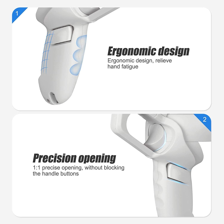 Elygo - dodatek symulujący pistolet do kontrolerów Oculus - 5