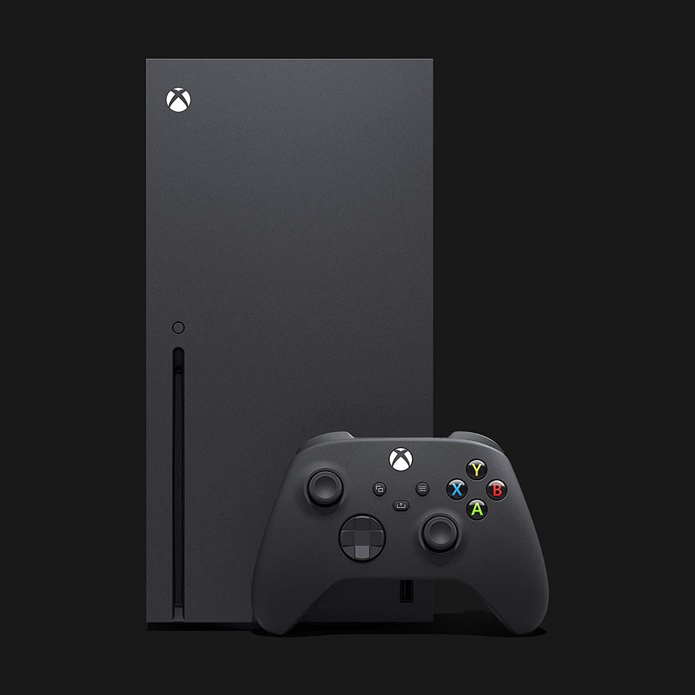 Microsoft Xbox Series X 1TB Console Black 1 TB - 1