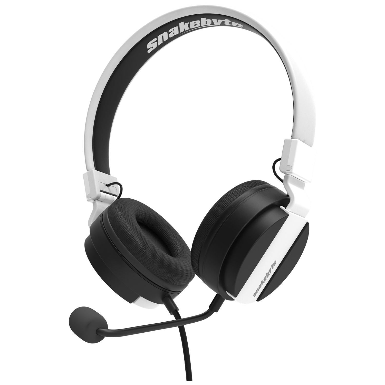 Snakebyte HEAD:SET 5™ Black Standard - 1