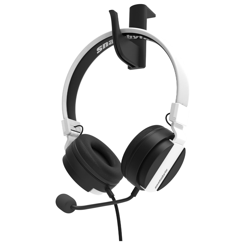 Snakebyte HEAD:SET 5™ Black Standard - 6