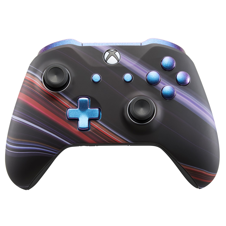 Xbox One Controller - Dark Energy - 1