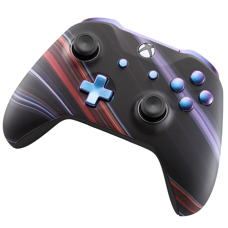 Xbox One Controller - Dark Energy - 2