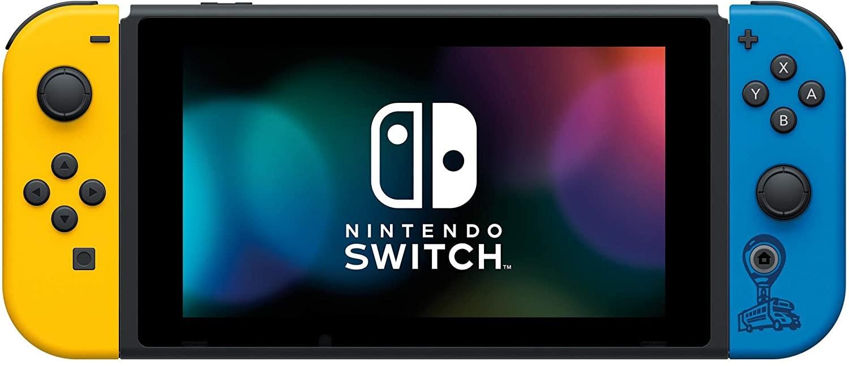 Nintendo Switch Console Fortnite Limited Edition (No DLC)  Multi-Color 32 GB - 3