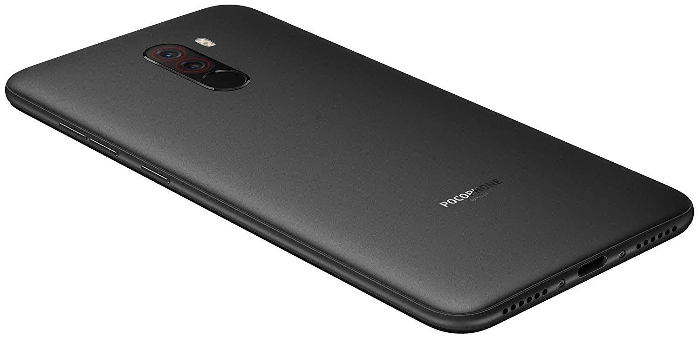 Xiaomi Pocophone F1 black, 6/64GB, DS  MZB6718EU - 3