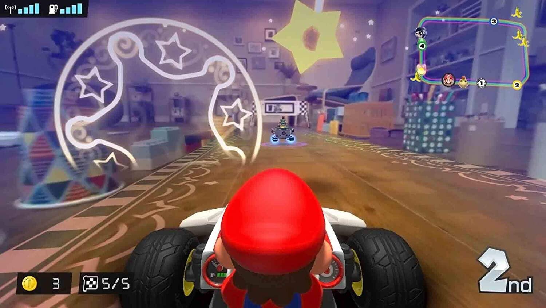 Mario Kart Live: Home Circuit - Luigi Set Nintendo Switch Gaming - 7