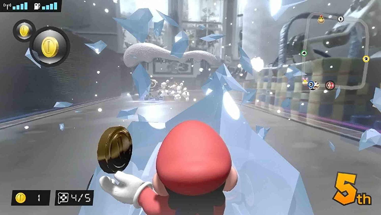 Mario Kart Live: Home Circuit - Luigi Set Nintendo Switch Gaming - 9