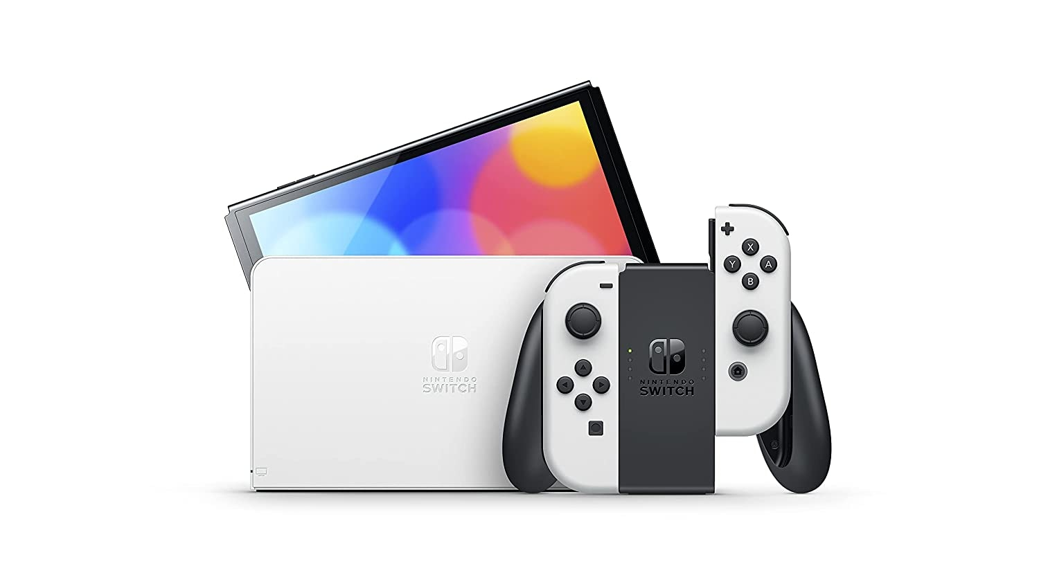 Nintendo Switch OLED Console Pre-Order - White - 2