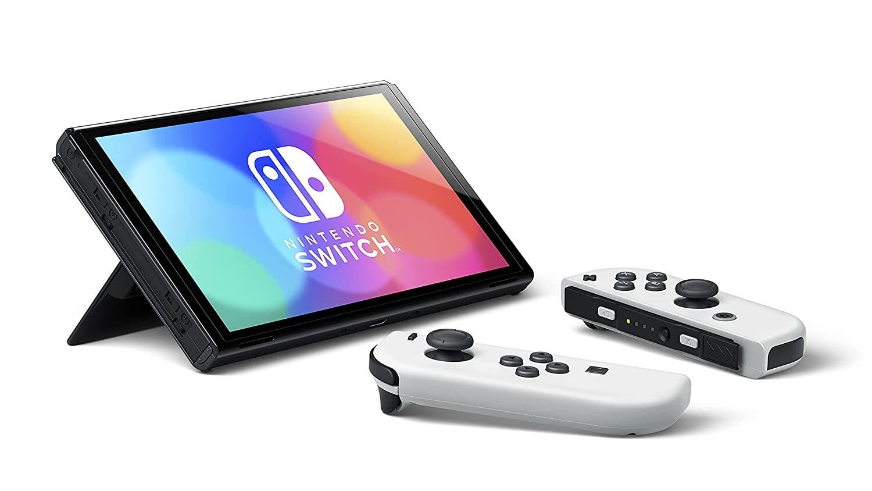 Nintendo Switch OLED Console - 5