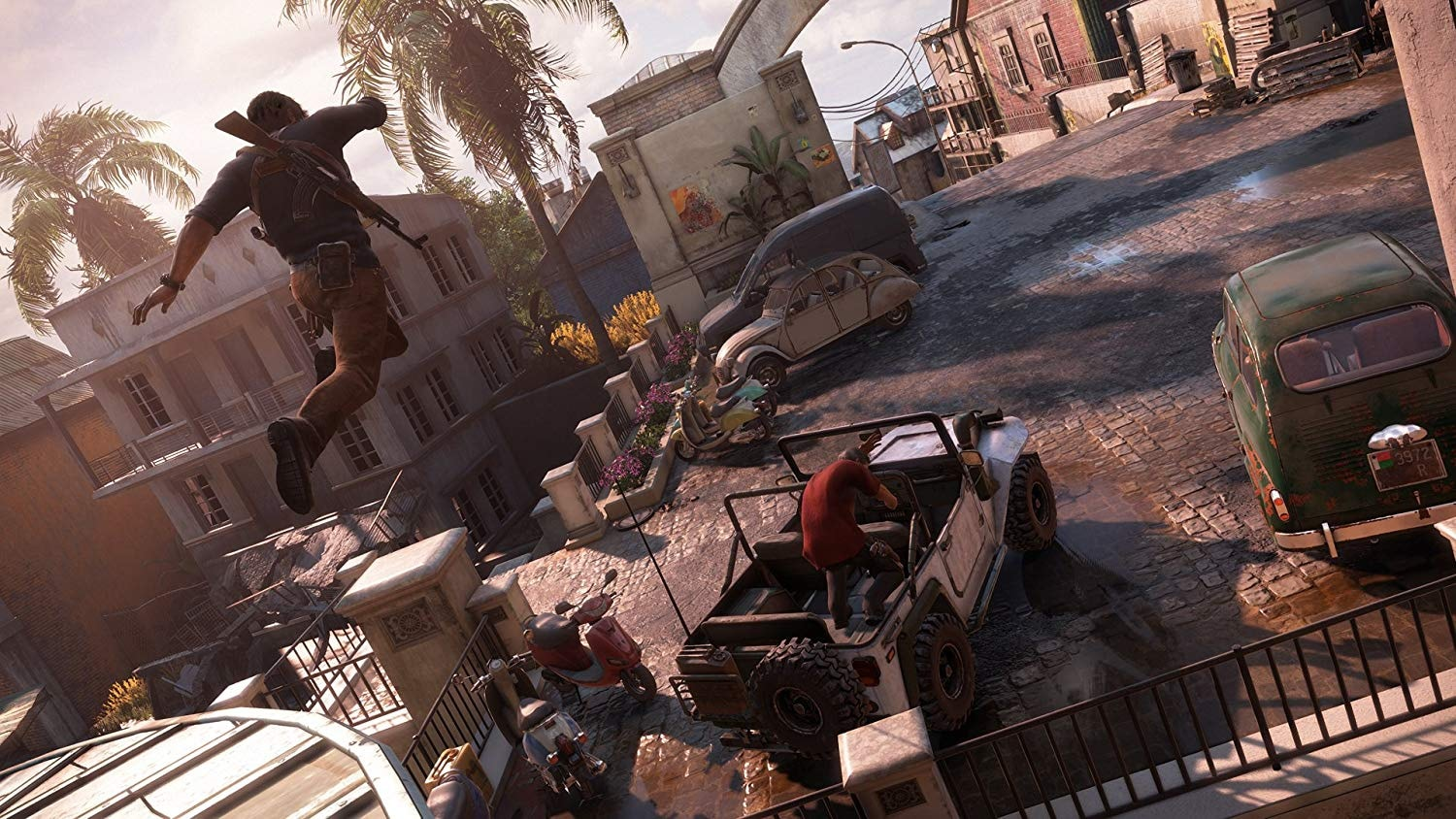PS4 Uncharted 4: A Thief's End (Physical) - 2