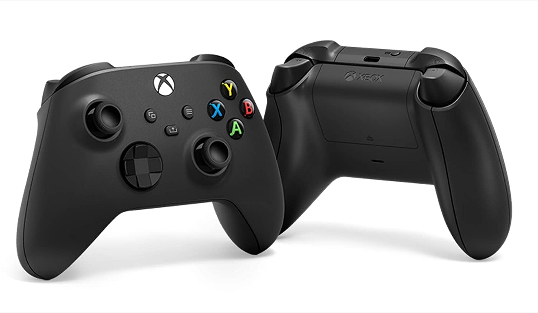 Microsoft Official Xbox Series X/S Wireless Controller - Carbon Black Xbox Series X/S Black - 5