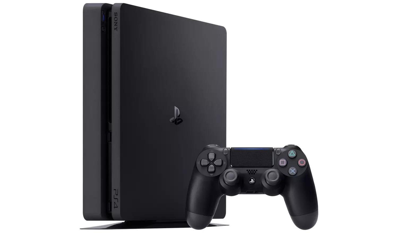 Sony PS4 500GB Console - SLIM Brand New Black 500 GB Standard - 2