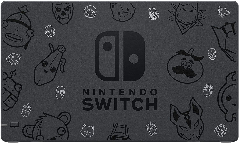 Nintendo Switch Console Fortnite Limited Edition (No DLC)  Multi-Color 32 GB - 5