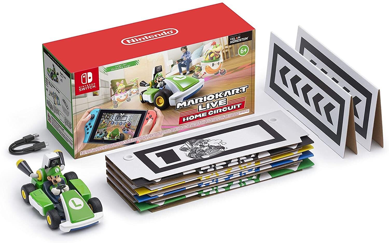 Mario Kart Live: Home Circuit - Luigi Set Nintendo Switch Gaming - 2