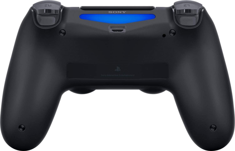 Sony PlayStation DualShock 4 Controller Black - 3