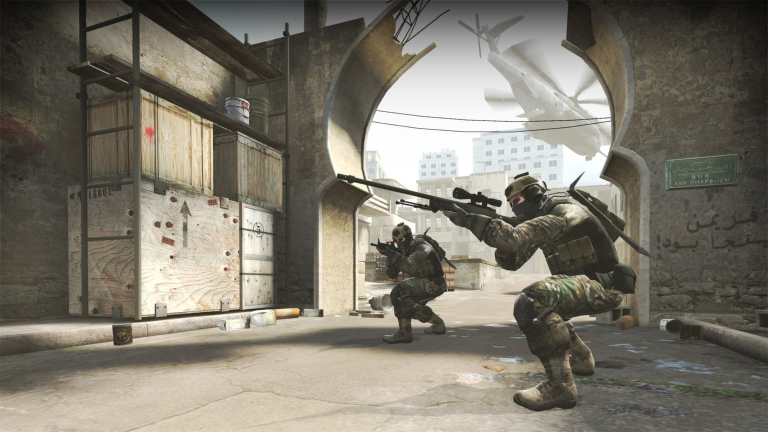 Counter-Strike: Global Offensive Prime Status Upgrade Steam Gift EUROPE - 3