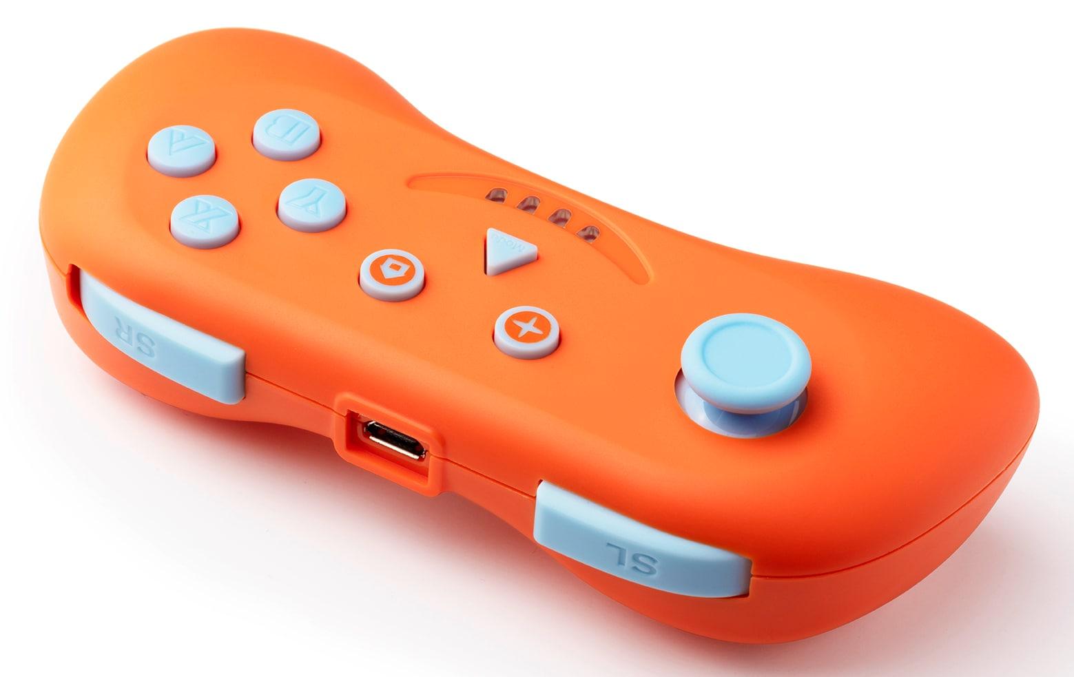 snakebyte kontroler MULTI: PLAYCON ™ (SWITCH ™ I SWITCH LITE ™) Orange - 7