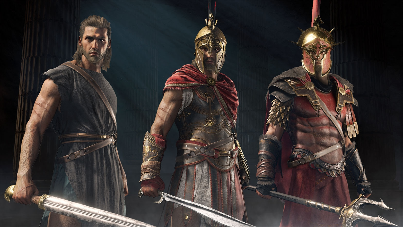 Assassin's Creed Odyssey Deluxe Steam Gift GLOBAL - 4
