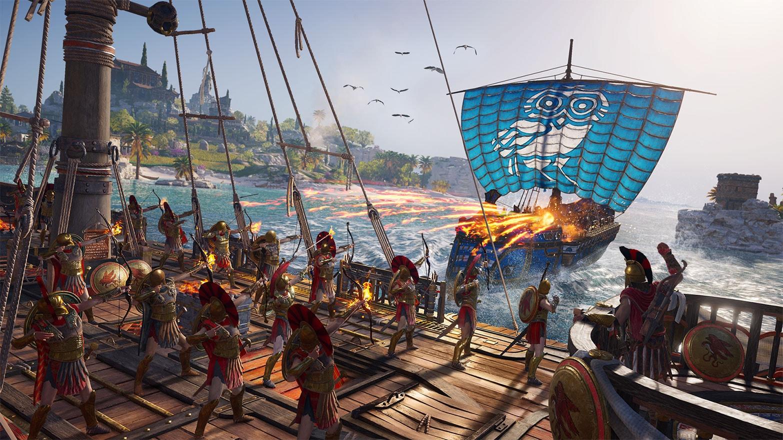 Assassin's Creed Odyssey Uplay Key EUROPE - 3