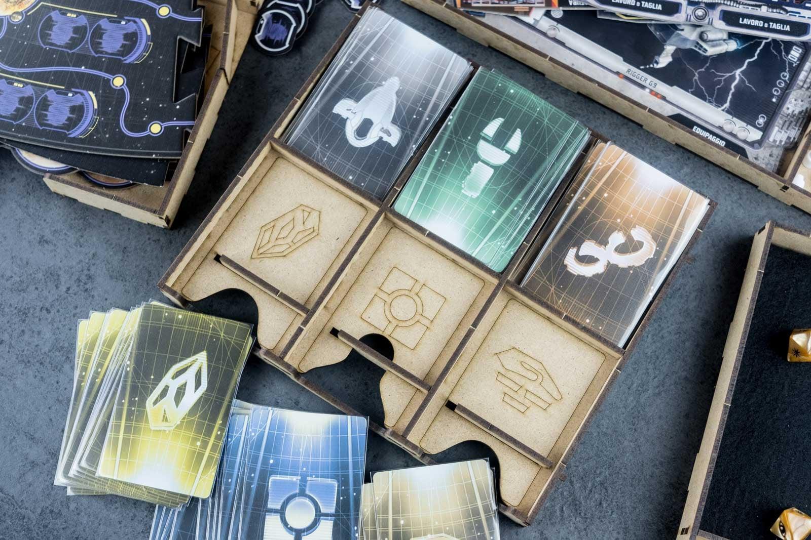 Star Wars: Outer Rim Organizer Insert - 9