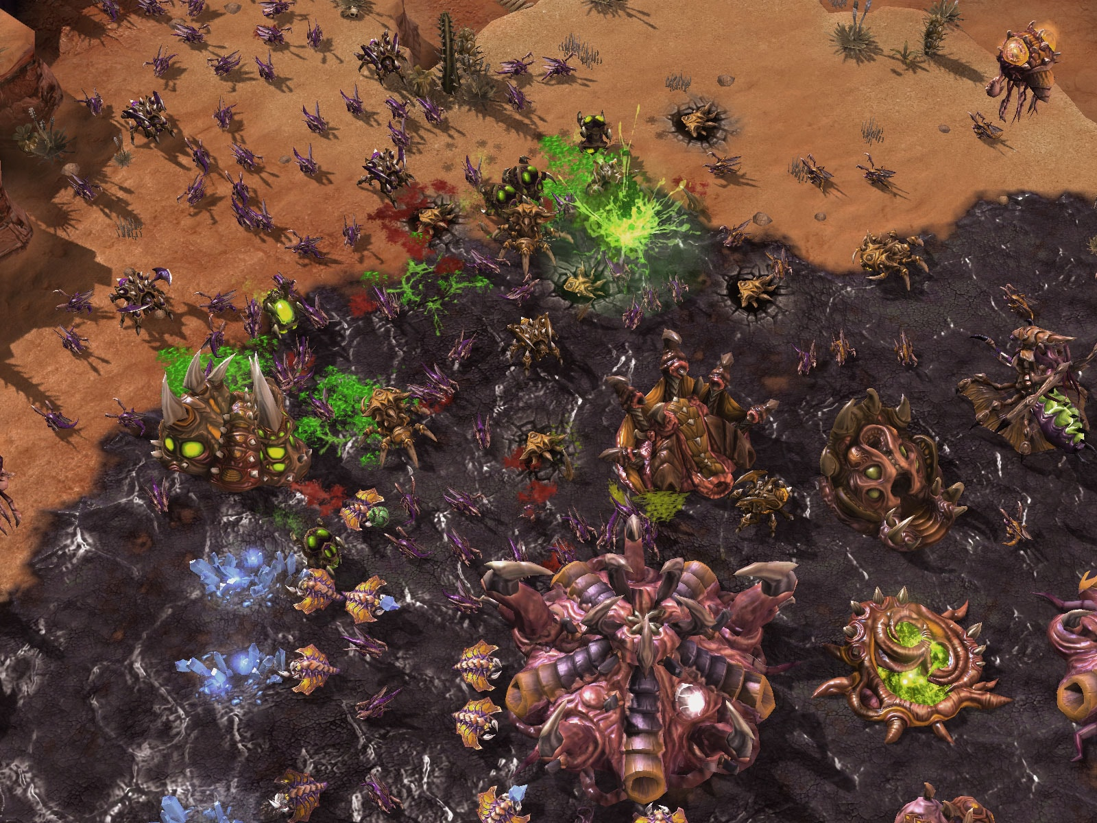 Starcraft 2: Wings of Liberty + Heart of the Swarm Battle.net Key GLOBAL - 2
