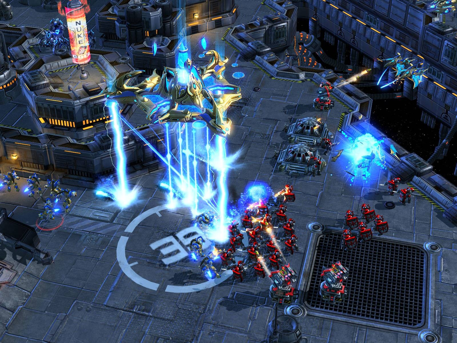 Starcraft 2: Wings of Liberty + Heart of the Swarm Battle.net Key GLOBAL - 3