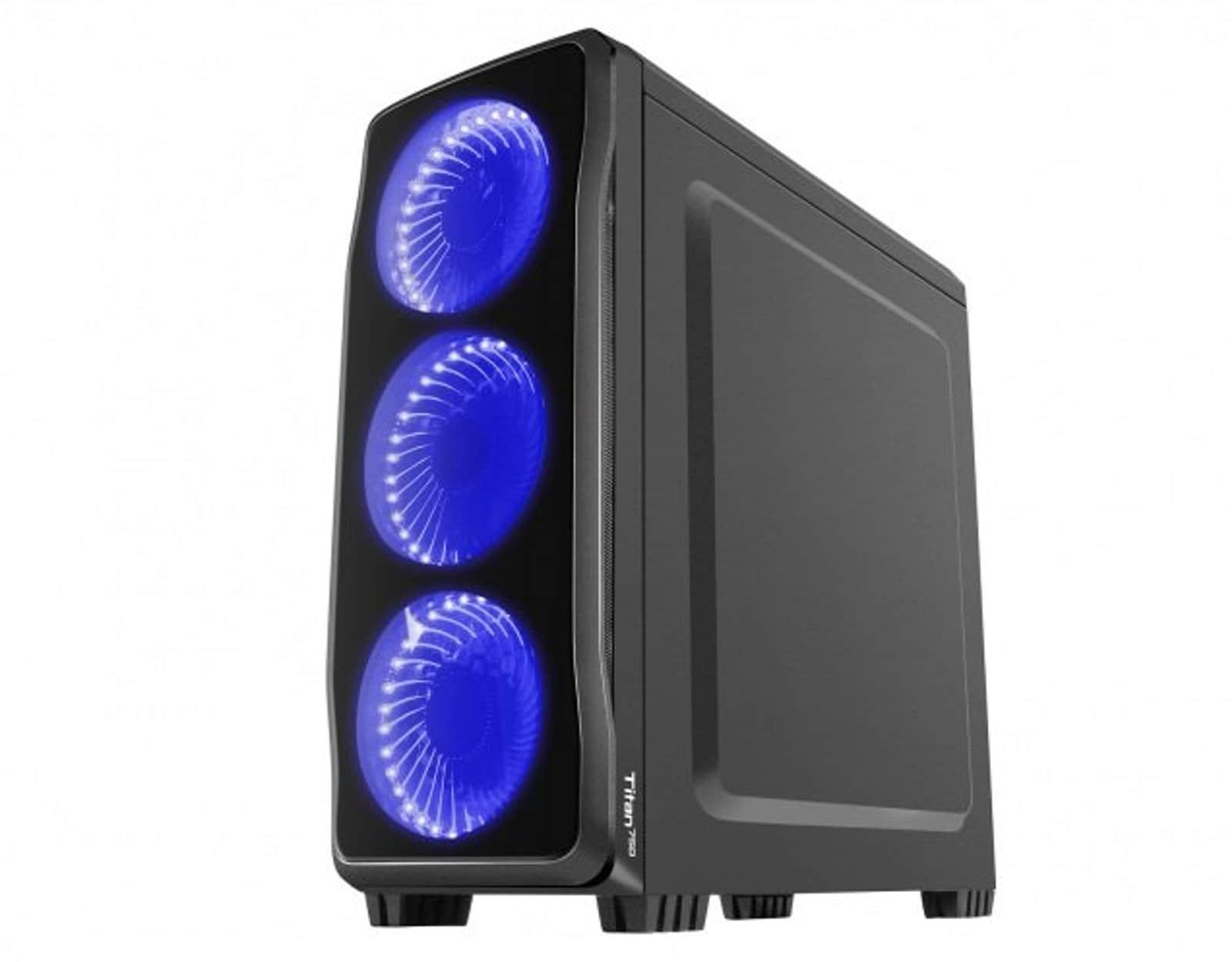 Gaming PC Intel Core i5-10400F / Zotac GeForce GTX 1650 4GB / 240GB SSD / 8GB DDR4 / WIN 10 PRO - 3
